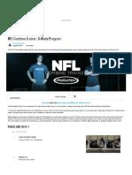 NFL Combine Trainer_ 8-Week Program