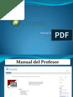 manua ldel profesor - ISEA