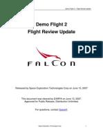 F1 Demo Flight 2 Flight Review