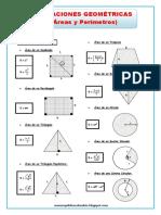 Situaciones Geometricas - Areas y Perimetros AP77 Ccesa007