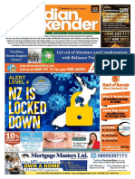 The Indian Weekender, Friday 27 March 2020 - Volume 12 Issue 02