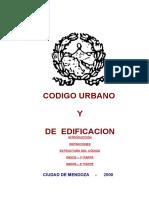 CODIGO DE EDIFICACION MENDOZA - 000_CAPITULO_INDICE - - copia.pdf