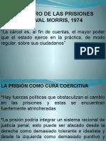 EL FUTURO DE LAS PRISIONES, Luis Eduardo Rocha