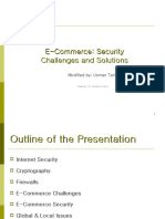 12 December 2010 - E-Commerce Security Challenges and Solutions