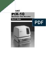 Pix10 Manual PUNCH