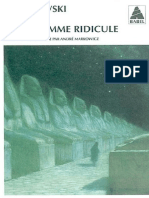 Dostojewskij, Fjodor Michajlowitsch - Reve d'un homme ridicule (2012, ACTES SUD).pdf