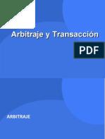 Arbitraje y Transacción.ppt