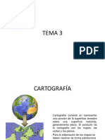 TEMA 3 CARTOGRAFIA DIGITAL