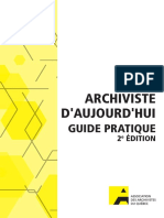 ArchivisteAujourdhui_Edition2