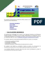Manual del PAG