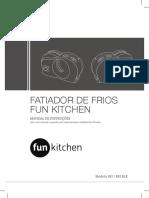 FATIADOR DE FRIOS FUN KITCHEN