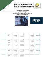 Informe Proyecto Misionero 19 ABRIL AL 19 DE MAYO.doc