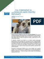 ÎNALTUL COMISARIAT AL NAIUNILOR UNITE PENTRU REFUGIATI