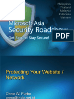 Protecting Your Website & Network- Onno