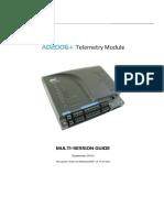 AD2006+ Multi-Session Guide