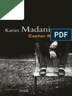 Casher nostra - Madani, Karim.pdf