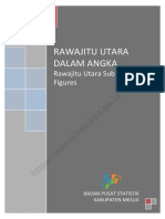 Kecamatan Rawajitu Utara Dalam Angka 2018