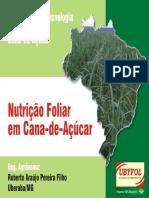 Palestra Roberto Araujo Pereira Filho