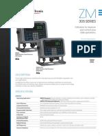 ZM305 Series Indicator