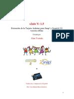 Manual de Scratch en español