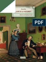 Azorín. - Que Es La Historia [2012]
