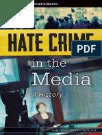 Munro, Victoria - Hate Crime in the Media