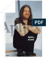 Aphex Interview