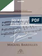 Bareilles miguel secretos de Buenos Aires guitar cello