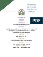 JONATHAN ANDRADE PROGRAMACION DE felix proyecto