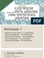 Deskripsi dan Spesifikasi Jabatan.pptx