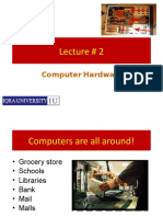 Computer Hardware (Lecture#2) .pptx