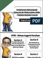 TIPS MUDAH LULUS PDF