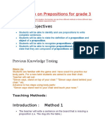 Lesson Plan on Prepositions for grade 3.docx