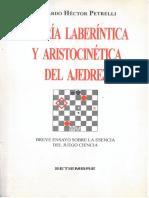 Teoría Laberíntica y Aristocinética Del Ajedrez - Petrelli