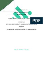 Actividad de Aprendizaje 2. Planeación estratégica de un negocio.docx