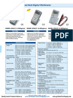 multimeter_datasheet