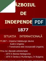 Razboiul de Independenta 1877