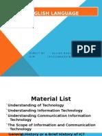 understanding technologies