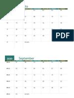 Calendário acadêmico1