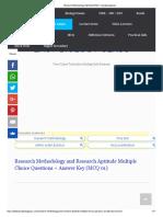 Research Methodology _ Aptitude MCQ 01 _ easybiologyclass.pdf