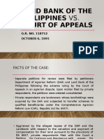 7. LAND BANK OF THE PHILIPPINES vs. COURT OF APPEALS