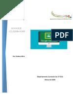 TUTORIAL Google Classroom