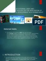 IMPACT EXTERNAL DEBT.pptx