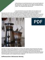 204099Clever nutzen - Kaffeemaschine Saeco Das hast du noch nicht gelesen