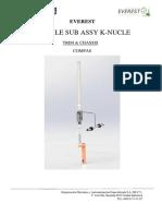 RR AXLE SUB ASSY K-NUCLE