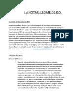 DEFINTII si NOTARI LEGATE DE ISD.docx