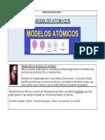 12 MODELO NUCLEAR DEL ATOMO