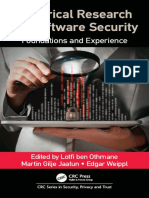 Empirical Research for sofware security.pdf