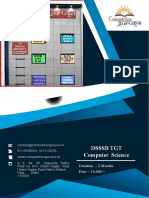 BEST DSSSB COMPUTER SCIENCE COACHING CENTER IN DELHI, UTTAM NAGAR