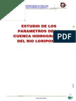 Estudio Hidrologico Cuenca Loripongo